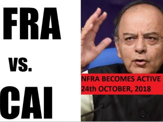 NFRA Active 24th October 2018 Power and Roles