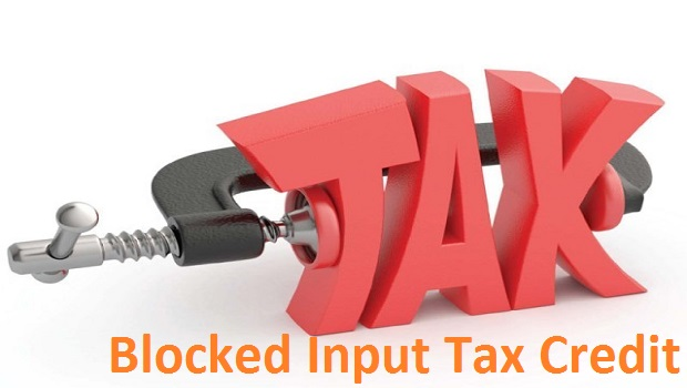 Haryana Block Input tax Credit GST Guidelines